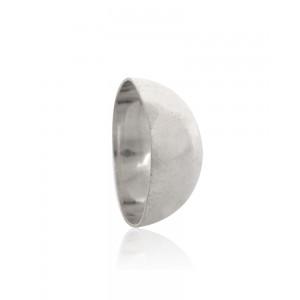 Silver 935 Half Ball, 16 mm