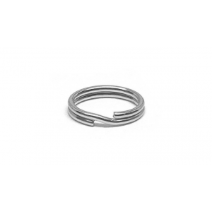 Sterling Silver 925 Round Split Rings 5mm