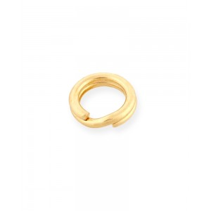 Gold Filled Yellow Split Ring 5mm