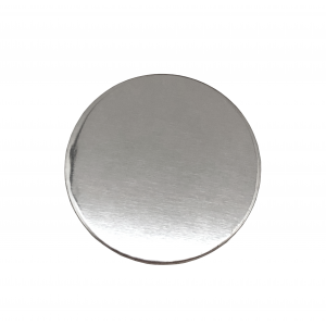 Sterling Silver 925 Round Disc 30mm x 1mm