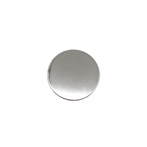 Sterling Silver 925 Round Disc, 6mm x 0.5mm