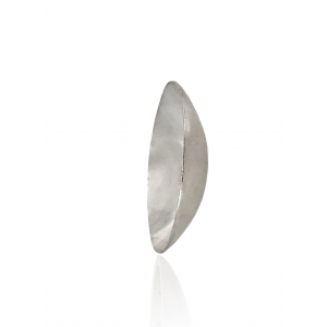 Sterling Silver 925 Bowl, 12 mm