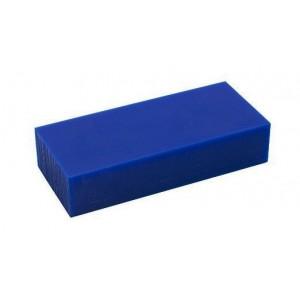 MATT Blue Wax Block 1lb Soft large TOOLS