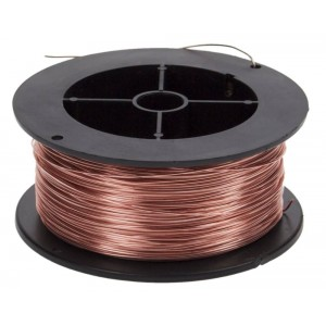 Gold Filled 5% 12K Round Wire,  0.8 mm, Red