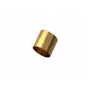 Gold Filled Yellow Cut Tube 5mm, external D 5mm, wall 0.3mm Gold Filled Cut Tube