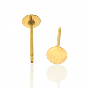 14K Gold Filled EARRING POST