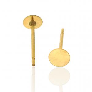 14K Gold Filled EARRING POST