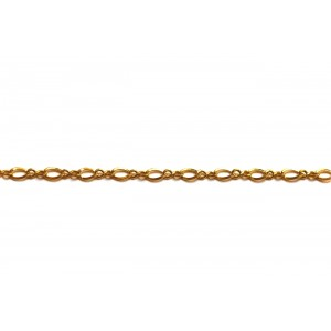 Gold Filled Figure 8 / Figaro Chain