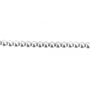 Silver 935 Pearl Wire 2.00mm