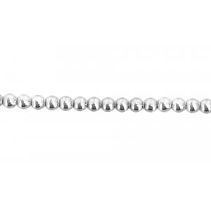 Silver 935 Pearl Wire 2.00mm SILVER 935 PEARL WIRE