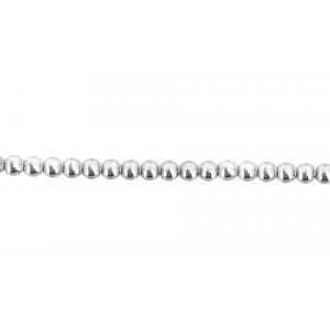 Silver 935 Pearl Wire 1.50mm SILVER 935 PEARL WIRE