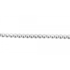 Silver 935 Pearl Wire 1.50mm