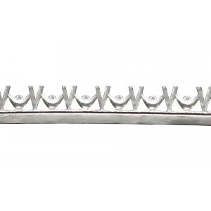 Silver 935 Ribbon / Gallery Strip, 1490H