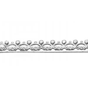 Silver 935 Ribbon / Gallery Strip, 1291H