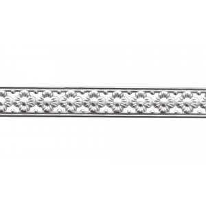 Silver 935 Ribbon / Gallery Strip, 1292H SILVER 935 RIBBON, FANCY GALLERY WIRE