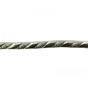 Silver 935 Ribbon / Gallery Strip, 1556H SILVER 935 RIBBON, FANCY GALLERY WIRE