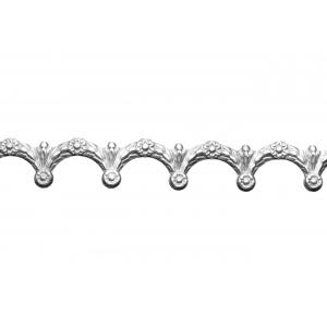 Silver 935 Ribbon / Gallery Strip, 1149H