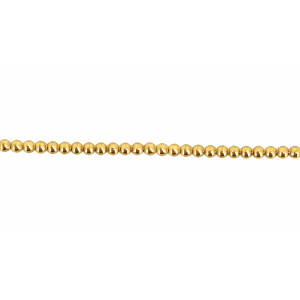 Gold Filled Pearl Wire 1.50mm  GOLD FILLED RIBBON, GALLERY WIRE  & PEARL WIRE