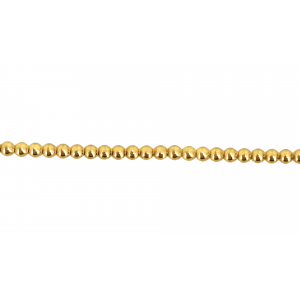 9K Yellow Gold Pearl Wire 1.5mm
