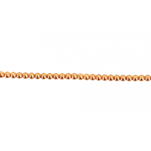 9K Red Gold Pearl Wire 1.5mm