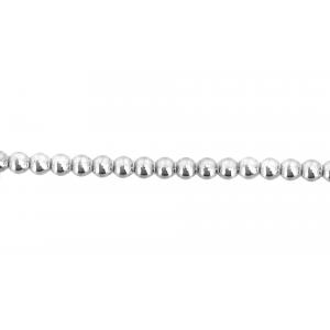 Silver 935 Pearl Wire 1.85mm