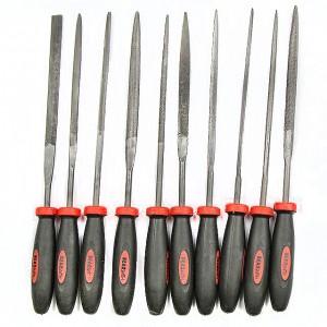 10-piece Needle File Set The BEADSMITH
