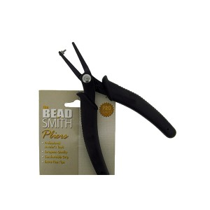 HI-TECH Leather of soft metal ( up to 0.5mm )  Hole Punch with Spring The BEADSMITH