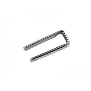 Sterling Silver 925 Cufflink finding Flat Leg