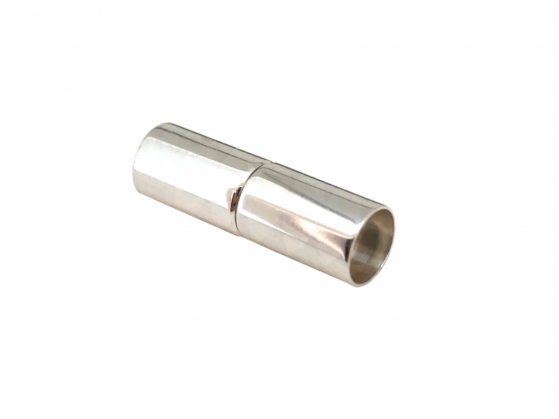 Sterling Silver 925 Bayonet Clasp 11mm / 10mm Silver Bayonet Clasps