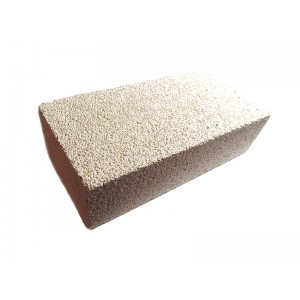 White Porosite Soldering Brick 22cm x 11cm x 6cm
