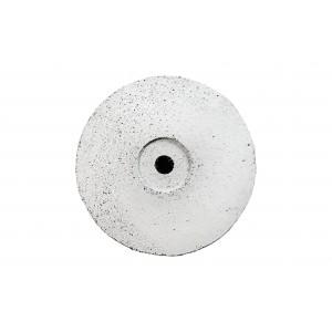 "Coarse Knife edge silicon carbide, 7/8"", white"