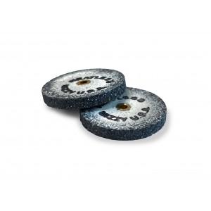 Mizzy Flat Edge Heatless Wheel 13mm