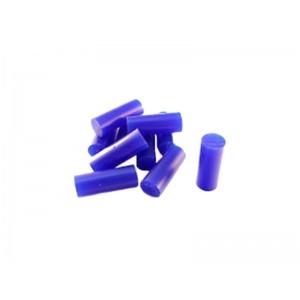MATT WAX PELLETS-for gun 8002099 -BLUE- FOR MANDREL WORK 20pcs