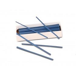 Blue Wax Round Wire 2mm