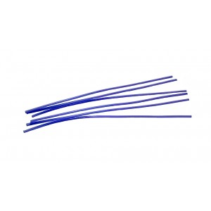 Blue Wax Round Wire 1.3mm