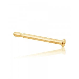 Gold Filled Ear Post 11.5mm with head