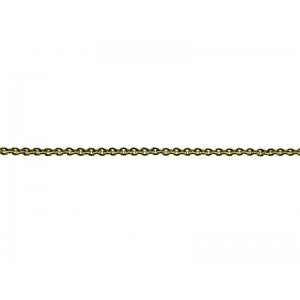 Brass Trace Chain 1.7mm