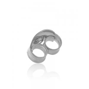 Sterling Silver 925 Ear Scroll, standard