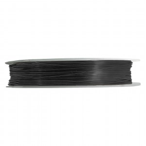 Artistic Wire, 22 Gauge (.64 mm), Black, 15 yd (13.7 m)