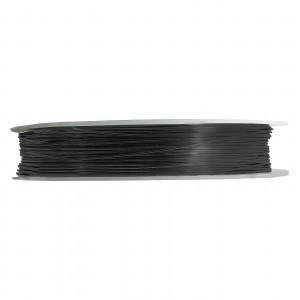Artistic Copper Wire Black