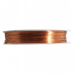 Artistic Wire, 26 Gauge (.41 mm), Natural, 30 yd (27.4 m)
