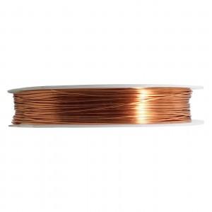 Artistic Wire, 18 Gauge (1.0 mm), Natural, 10 yd (9.1 m)