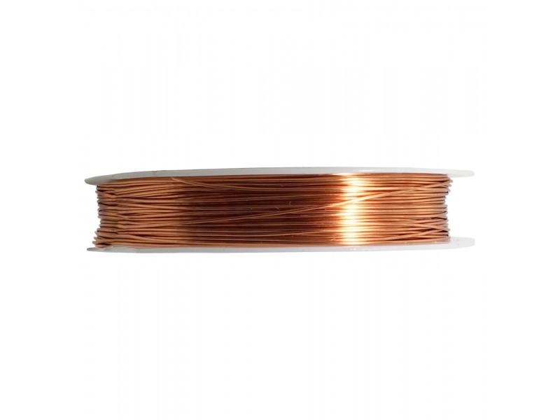 Artistic Wire, 22 Gauge (.64 mm), Natural, 15 yd (13.7 m)