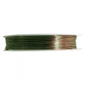 Artistic Copper Wire Antique Brass Colour
