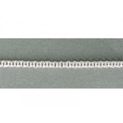 Sterling Silver 925 Twin Trace Chain, links 2mm, wire 0.3mm
