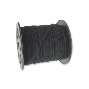 Ultra Micro Fiber Suede Black 3mm