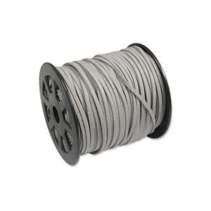 Ultra Micro Fiber Suede Grey 3mm