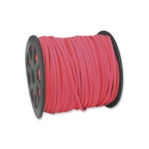 Ultra Micro Fiber Suede Hot Pink 3mm