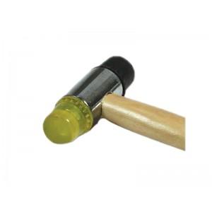 Plastic + Rubber Hammer