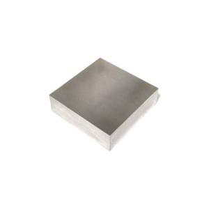 Steel Bench Block small 2.5'' x 2.5'' x 0.5''